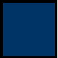 Flock foil, 20x25cm, Royal blue