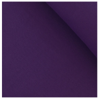 Ribbing, cotton, 40cm, violet (150) - per 25cm
