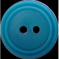 Button, 14mm, round, green