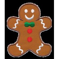 Application, Gingerbreadman, 8.5cm