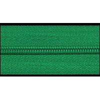 Rits per meter, nylon, groen (540) - per 10cm