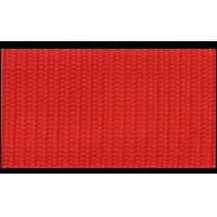 Keperband, nylon, 40mm, rood (722) - per 1m