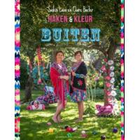Haken en kleur: buiten, Saskia Laan en Claire Boeter