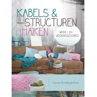 Kabels en structuren haken, Leonie Schellingerhout