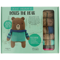"Haakpakket ""Boris the bear"