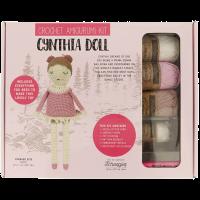 """Haakpakket """"Cynthia doll"""""""