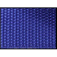 Twill tape, nylon, 25mm, blue (B16) - per 3m