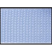 Twill tape, nylon, 25mm, blue (B20) - per 3m