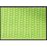 Tassenband, nylon, 25mm, groen (B44) - per 3 meter