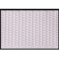 Tassenband, nylon, 25mm, wit (D099) - per 3 meter