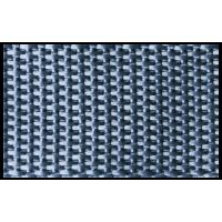 Twill tape, nylon, 25mm, blue (D240) - per 3m