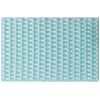 Tassenband, nylon, 25mm, groen (D871) - per 3 meter