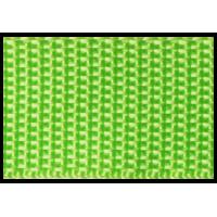 Twill tape, nylon, 25mm, green (D872) - per 3m