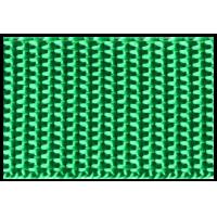 Tassenband, nylon, 25mm, groen (D876) - per 3 meter