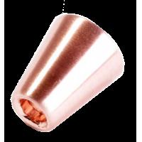 Cord ends, copper, 2pce