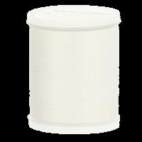 Fil de canenette Rayon no. 70 - blanc (1001) - 1500m