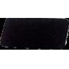Biaisband, satijn, 20mm, zwart (000) - per kaart (2m)