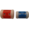 Rotally red/blue - 2pce