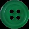 Knoop, 13mm, rond, groen