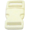 Clip buckles, 10mm, white (009)