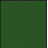 Flockfolie, 20x25cm, groen