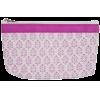 Zipper pouch, 18cm x 11cm, Knit Pro, pink