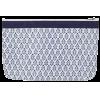 Zipper pouch, 18cm x 28cm, Knit Pro, black
