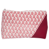 Zipper pouch, 24cm x 16cm, Knit Pro, lavender