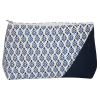 Zipper pouch, 24cm x 16cm, Knit Pro, navy blue