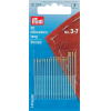 Hand sewing needles sharps, No3-7 assorted