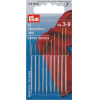 Darning needles long No3-9 assorted
