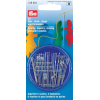 Sewing, embroidery, darning and pearl sewing/beading needles, 24pce