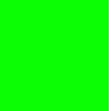 Flockfolie, 20x25cm, neon groen