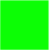 Flock foil, 20x25cm, neon green