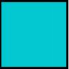 Flock foil, 20x25cm, neon blue