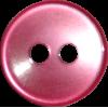 Knoop, 11mm, rond, roos
