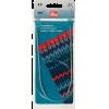 Circular knitting pins, aluminium, 80cm, 2,00mm