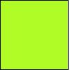 Flexfolie, 20x25cm, neon groen