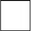 Flexfolie, 20x25cm, wit