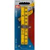 Centimètre avec échelle cm et inch COLOR Analogue, 150cm/60inch