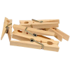 Wooden clothespin, 45mm - per 4pcs