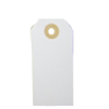 Cardboard tag, creme coloured, 140x70mm, per 5pcs