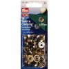 Recharges boutons pression Sport & Camping, 15mm, couleur argent