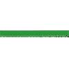 Biaisband met kant, katoen/polyester, groen (358) - per 1m
