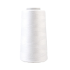 Overlock thread, white (009)