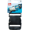 Clip buckles, 50mm, black