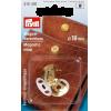 Magneetsluiting, goudkleurig, 19mm