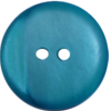 Knoop, 17mm, rond, groen