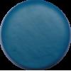 Knoop, 23mm, rond, blauw