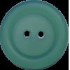 Button, 18mm, round, green (see through)